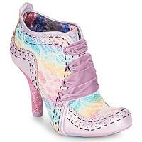 Shoes Women Shoe boots Irregular Choice ABIGAIL'S THIRD PARTY Pink / Purple