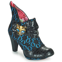 Shoes Women Ankle boots Irregular Choice MIAOW Black / Blue