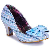 Shoes Women Heels Irregular Choice BAN JOE Blue