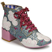 Shoes Women Ankle boots Irregular Choice HEAD IN THE CLOUDS Blue / Pink