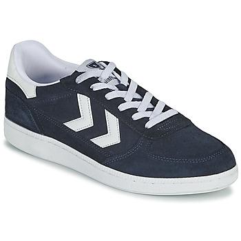 Shoes Men Low top trainers Hummel VICTORY Blue