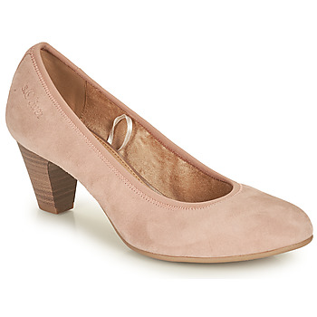 Shoes Women Heels S.Oliver SILO Pink / Gold
