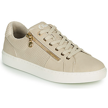 Shoes Women Low top trainers S.Oliver SAILO Beige