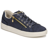 Shoes Women Low top trainers S.Oliver SAPI Marine