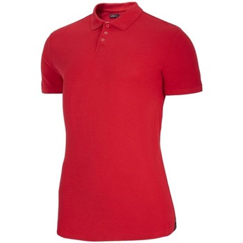 Clothing Men Short-sleeved polo shirts Outhorn TSM619 Red