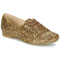 Shoes Women Brogues Betty London BRONZEUR Gold