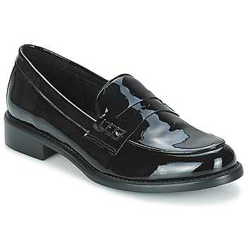 Shoes Women Loafers Betty London MOMANDIA Black