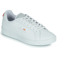 Shoes Women Low top trainers Ellesse CAMPO EMB White