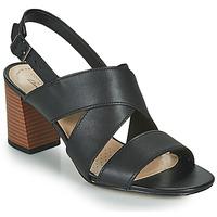 Shoes Women Sandals Clarks JOCELYNNE BAO Black