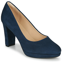 Shoes Women Heels Clarks KENDRA SIENNA Blue