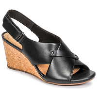Shoes Women Sandals Clarks MARGEE EVE Black
