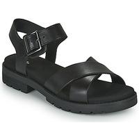 Shoes Women Sandals Clarks ORINOCO STRAP Black
