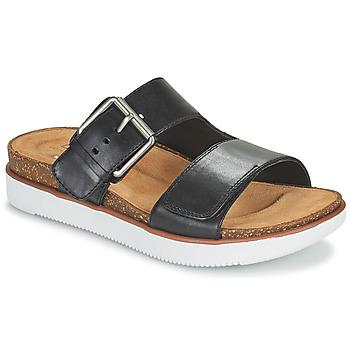 Shoes Women Mules Clarks ELYANE EEASE Black