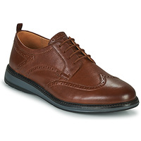 Shoes Men Derby Shoes Clarks CHANTRY WING Brown