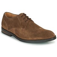 Shoes Men Derby Shoes Clarks CITISTRIDELACE Brown