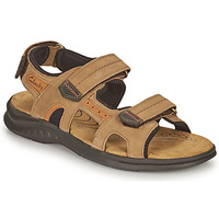Shoes Men Outdoor sandals Clarks HAPSFORD TRAIL Brown