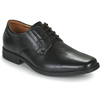 Shoes Men Derby Shoes Clarks TILDEN PLAIN Black