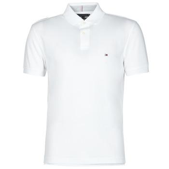 Clothing Men Short-sleeved polo shirts Tommy Hilfiger 1985 REGULAR POLO White