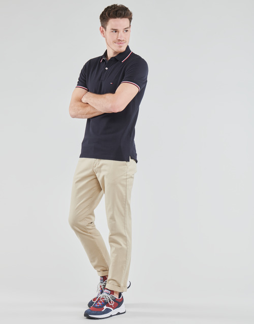 Tommy Hilfiger TOMMY TIPPED SLIM POLO