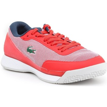 Shoes Women Low top trainers Lacoste LT Pro Red