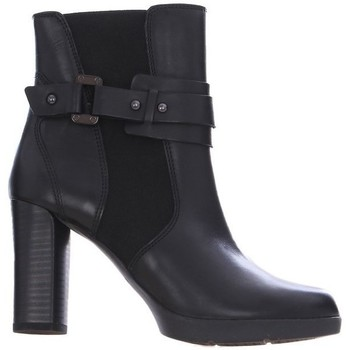 Shoes Women Ankle boots Geox Anylla Black