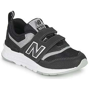 Shoes Children Low top trainers New Balance 997 Black