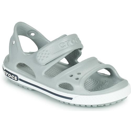 Shoes Children Sandals Crocs CROCBAND II SANDAL PS Grey
