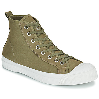Shoes Men Low top trainers Bensimon B79 MID Kaki