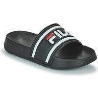 Shoes Children Sliders Fila MORRO BAY SLIPPER JR Black