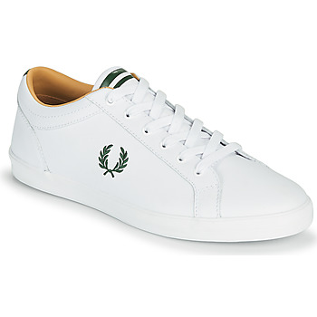 Shoes Men Low top trainers Fred Perry BASELINE White