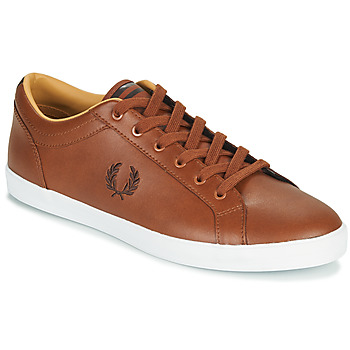 Shoes Men Low top trainers Fred Perry BASELINE Brown