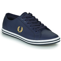 Shoes Men Low top trainers Fred Perry KINGSTON Blue