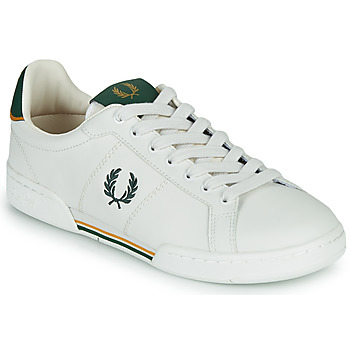 Shoes Men Low top trainers Fred Perry B722 Beige