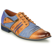 Shoes Men Derby Shoes Kdopa AUSTRALIE Camel / Blue