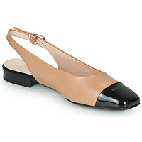 Shoes Women Flat shoes Peter Kaiser KILLEEN Nude / Black