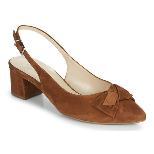 Shoes Women Heels Peter Kaiser SHANIA Camel