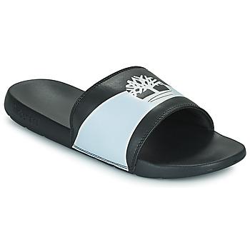 Shoes Men Flip flops Timberland Playa Sands Sports Slide  black / Blue