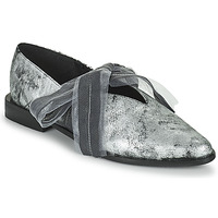 Shoes Women Flat shoes Papucei DONA Silver