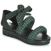 Shoes Women Sandals Papucei LILLA Blue / Black