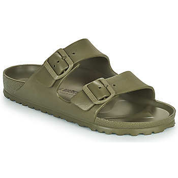Shoes Women Mules Birkenstock ARIZONA EVA Kaki