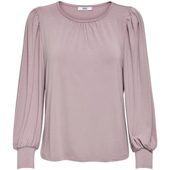 Clothing Women Shirts Only HELEN LS 15229497 Pink