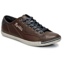 Shoes Men Low top trainers Redskins UPWARD Brown / Navy