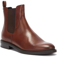 Shoes Women Ankle boots Vagabond Shoemakers Amina Leather Womens Brown Boots Brown