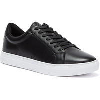 Shoes Men Low top trainers Vagabond Shoemakers Paul Mens Black / White Trainers Black