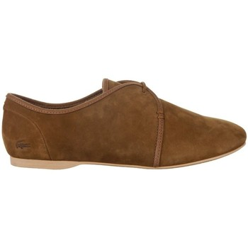 Shoes Women Derby Shoes Lacoste Torpel Lew Brown