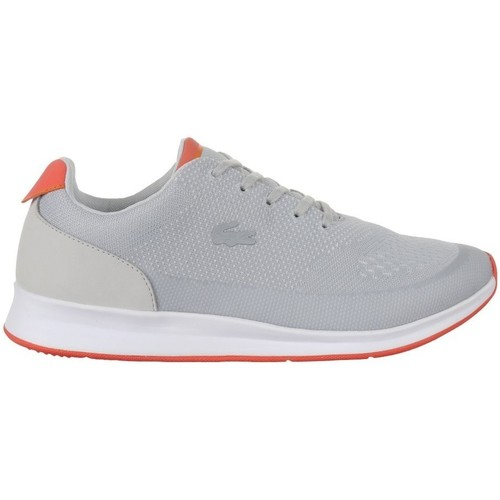 Shoes Women Low top trainers Lacoste Chaumont 218 1 Spw Grey
