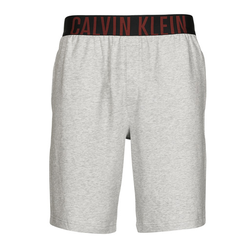 Clothing Men Shorts / Bermudas Calvin Klein Jeans SLEEP SHORT Grey