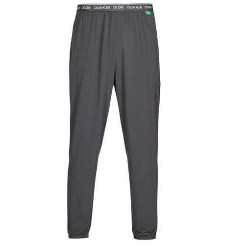 Clothing Men Tracksuit bottoms Calvin Klein Jeans JOGGER Black