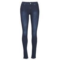 Clothing Women Skinny jeans Replay NEW LUZ Blue / Dark