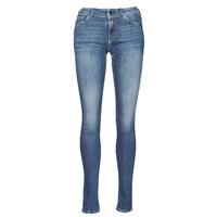 Clothing Women Skinny jeans Replay NEW LUZ Blue / Medium